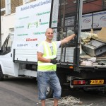 loft rubbish collection